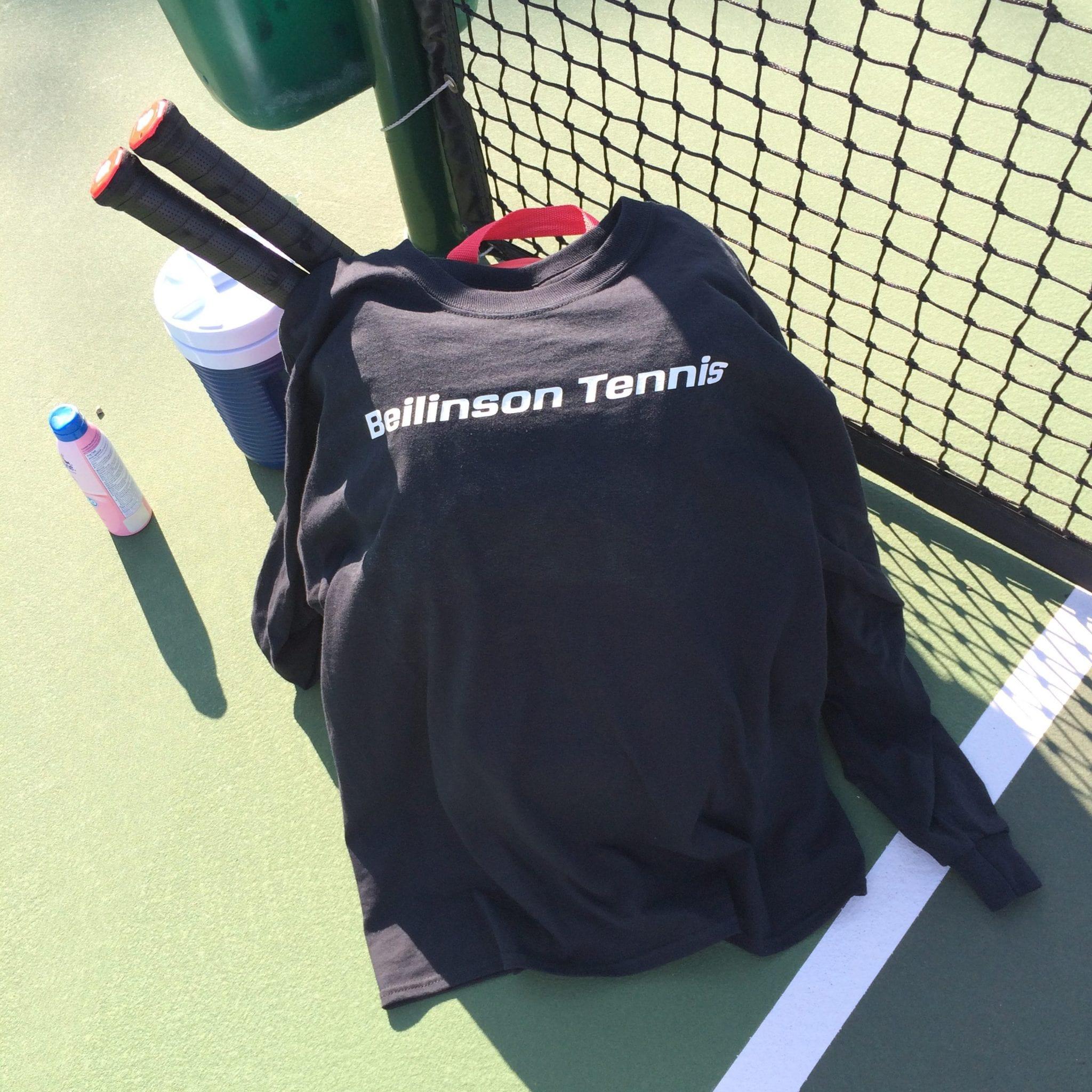 Beilinson Tennis Podcast