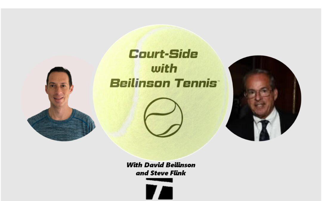 Episode 143 – US Open Week One Recap with Co-Host Steve Flink